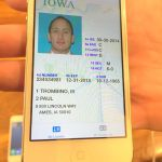アメリカ・アイオワ州で運転免許証をスマホアプリ化