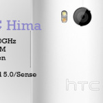 HTC Himaは3色展開との情報