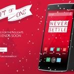 現在OnePlus Oneが招待無しで購入可能 *ただし日本は不可